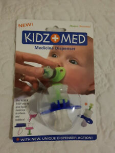 children's medicine dispenser