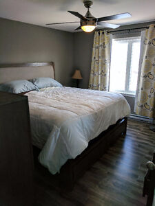 3 Bedrooms + rec room for rent in New Home. Room prices vary