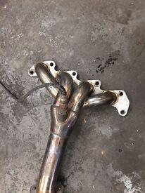 Vauxhall corsa decat manifold