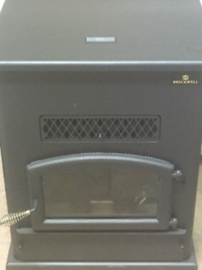 New BigE Breckwell Pellet Stove Never used $1300