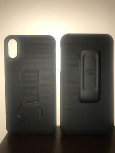 Encased iPhone XR Belt Clip Holster Case