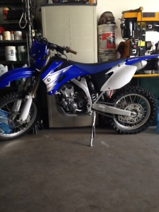Yamaha WR 250 *OBO* Looking to sell fast *REDUCED*