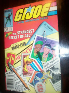 Marvel G.I.Joe 1984