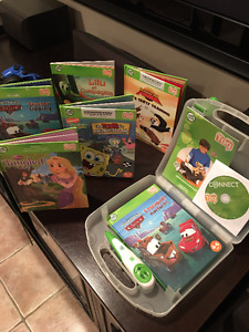 *** Leap Frog Tag Reader with Books***