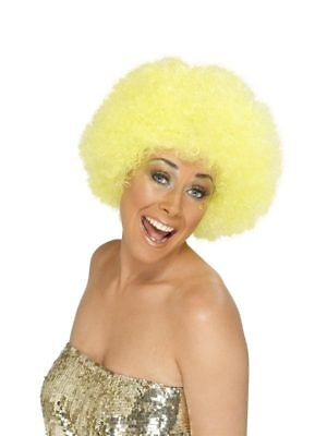Afro Curly Perücke Afroperücke Party Clown Lockenkopf