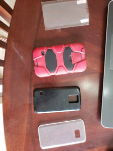 Samsung s5 cases and screen protector