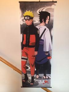Naruto Shippuden- Naruto and Sasuke