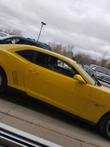 REDUCED! 2010 Chevrolet Camaro Coupe (2 door) Price to Sell!