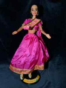 Collectible Barbie of India
