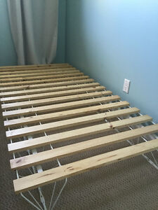 TWIN Ikea Bed Frames (two of them)