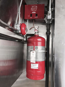 Fire Suppression System Install+Inspections+Sales Stratford Kitchener Area image 5