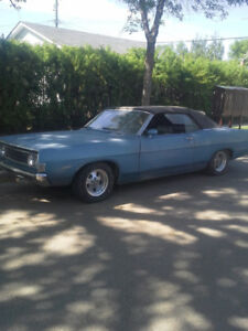 For Sale 1969 Ford Fairlane 500 Convertible