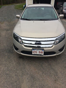 2010 Ford Fusion SE Sedan Only 78,654 kms