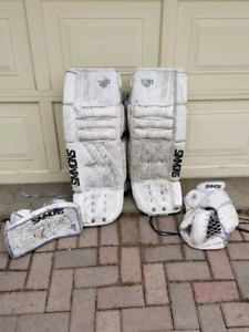 UL6 34+2 pads and gloves set