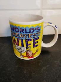Worlds Greatest Wife mug