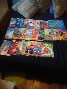 New Walt Disney Book Collection..22 in total