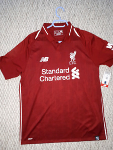 Soccer jersey FC Liverpool