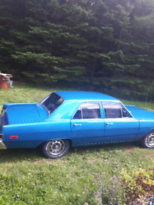 1974 Dodge Dart 225/6 Automatic 14 Inch Tires Ex Cond