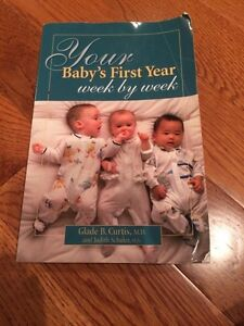 You baby's first year week by week book London Ontario image 1