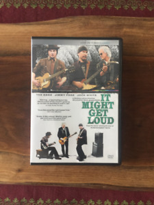 It Might Get Loud Movie (DVD)