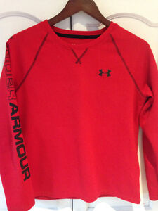 Under Armour boys YXL. Excellent condition