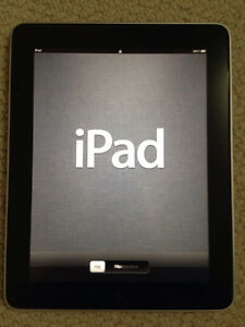 Apple iPad 1st Generation 16GB WIFI Excellent Condition