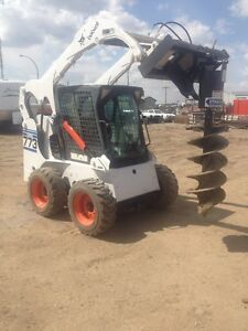Auger Drive for Rental