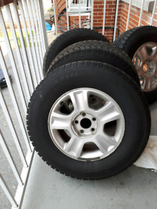 Ford Escape Pneus/Tires