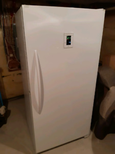Frigidaire 20.5 cu. ft. Frost Free Upright Freezer in White