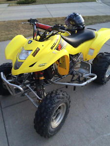 2 racing quads for sale !!