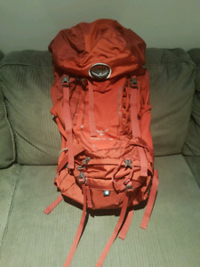 Osprey Kestrel 48 Hiking Backpack med/large