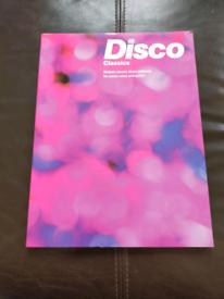 Disco Classics Piano Voice and Guitar Sheet Music