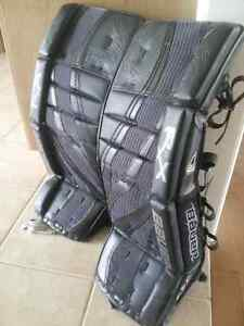 Goalie pads INT 30.1  limited edition
