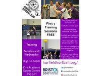 Horfield Korfball Club - Bristol Sports Team Welcoming New Members