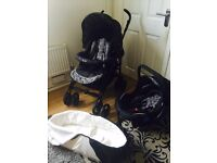 Pushchair, Pram & Baby Car Seat
