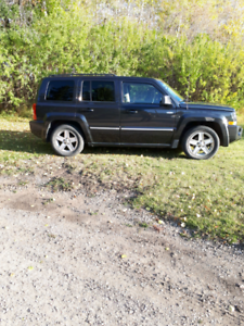 2010 Jeep Patriot with Warranty North Edition 4x4