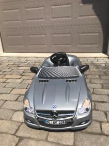 Mercedes Benz SL,-280, pedal car 3 positions