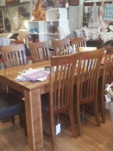 50% off 9 pc Dining Set
