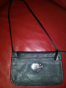 Genuine leather HARLEY DAVIDSON purse $35 takes