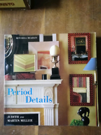 Period Details Coffee Table Book