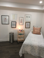Beauty Studio looking for Registered Massage Therapist