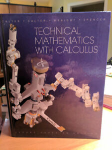 Technical Mathematics with Calculus: 2nd Canadian Edition