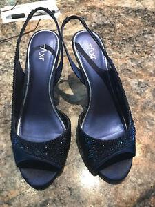 Elegant Wedding Shoes - Size 8