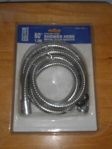 "60"" Stainless Steel Shower Hose 1.5m"