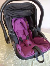 Kiddy evo-luna i-size car seat