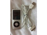 iPod Nano 8GB with charging cable EXCELLENT condition