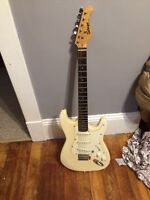 Free Stage Electric right hand guitar