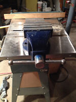 Diamond 302 Bench Vise and Anvil