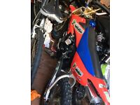 Two pit bikes for sale both 125 need gone ASAP