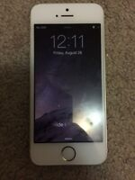 iPhone 5s 16gb unlocked gold